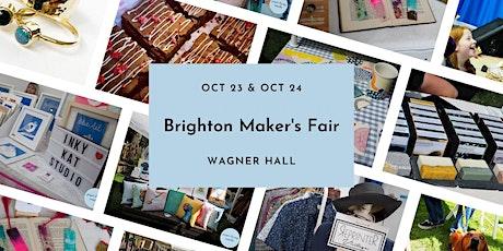 Brighton Makers Fair tickets