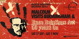Birmingham Black History Month 2015 Launch