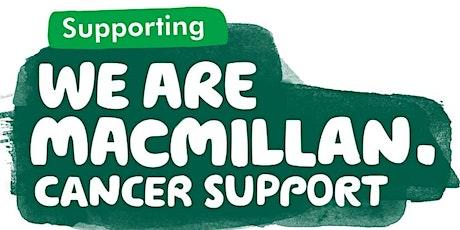 Macmillan Coffee Afternoon tickets