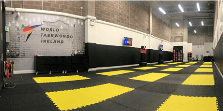 Open Sparring Training tickets