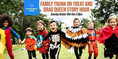 Hallo-Queen Trunk or Treat and Drag Queen Story Hour! tickets