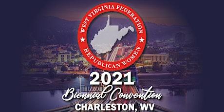 WVFRW 2021 Biennial Convention tickets