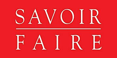 An Artistic Savoir-Faire tickets