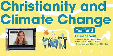 Christianity and Climate Change tickets