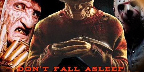 Dont fall asleep Halloween edition tickets