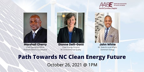 Path Towards NC Clean Energy Future tickets