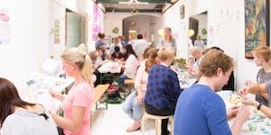 LNDS DIY-Event, vier Workshops an einem Ort: nähen,...
