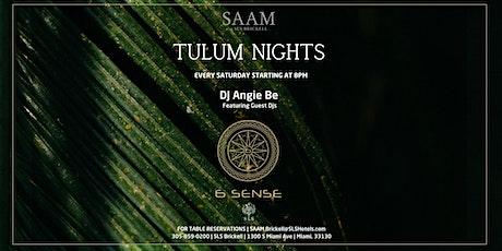 Saturday Nights at SAAM tickets