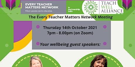 The Every Teacher Matters Network Meeting (1) tickets