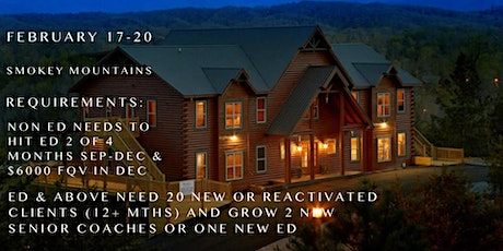 Annual ED & Above Retreat tickets