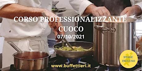 """Open Day """"Corso Cuoco Professionale"""" biglietti"""