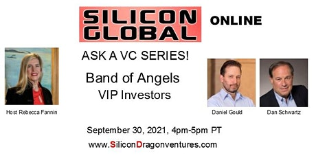 Silicon Global Online: Ask VCs Dan Schwartz, Daniel Gould Anything! tickets