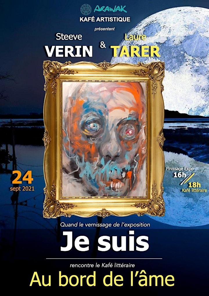 Image pour Quand  l'art contemporain rencontre la poésie: Steeve Vérin et Laure Tarer