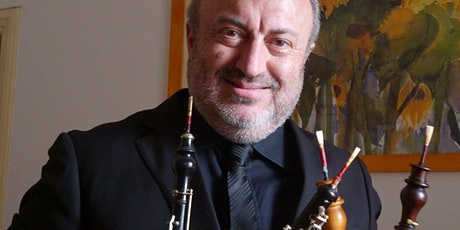 Giochi d'ancia – Percorso musicale attraverso l'evoluzione dell'oboe biglietti