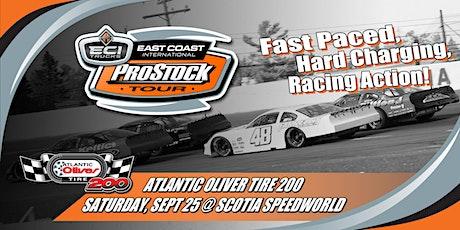 East Coast International Pro Stock Tour Atlantic Oliver Tire 200 tickets