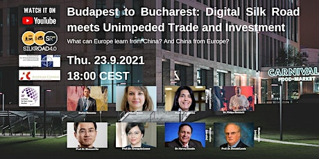 Expert Q&A: Digital SilkRoad meets Unimpeded Trade and Investment tickets