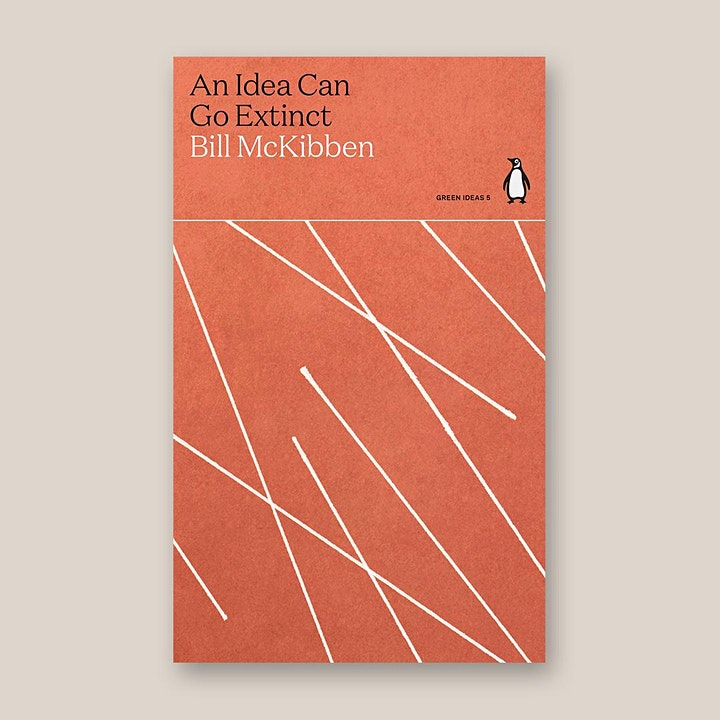5x15 presents: Penguin Green Ideas with Bill McKibben image