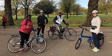 Women only Beginner ride:  Southwark Park to Surrey Quays tickets