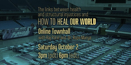 The Links between health and structural injustice tickets