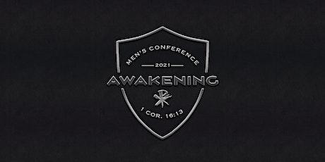 Awakening Men's Conference tickets