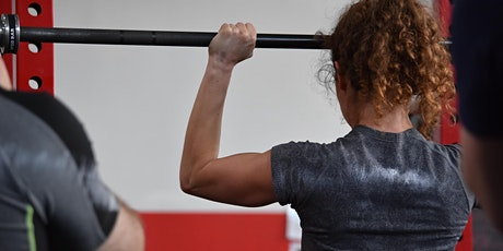 DV8 Absolute Strength Barbell Workshop tickets