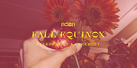 Fall Equinox Ceremony & Celebration tickets