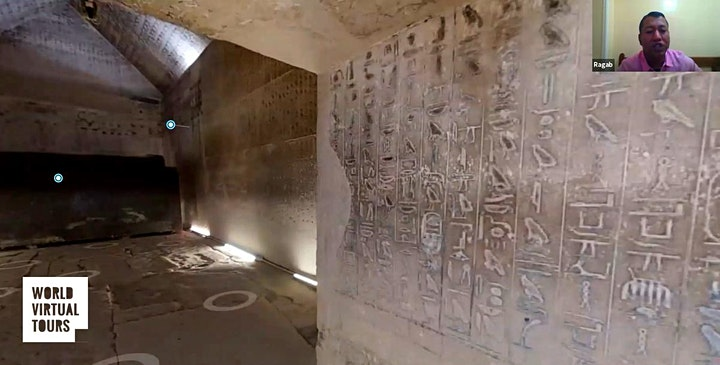 Pyramids of Egypt - all you want to know. Ancient Egypt Virtual Tour image