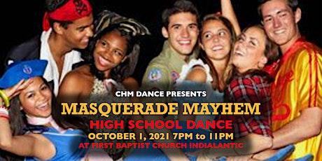 Masquerade Mayhem Costume Dance tickets