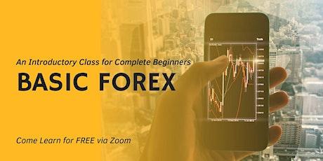 FREE Basic Fundamental Forex Training tickets