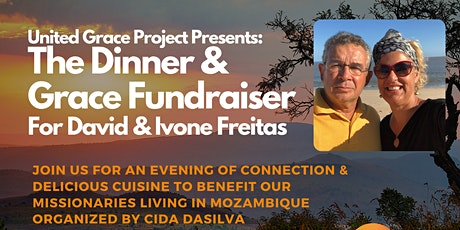 United Grace Project Missionary Benefit for David & Ivone Freitas tickets