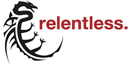 Relentless Community Fundraiser 2021 tickets