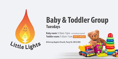 Little Lights - Toddler Room (18months+) tickets