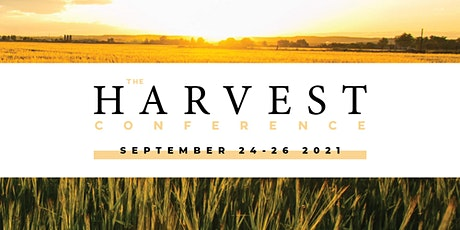 The Harvest Conference Saturday, 25th PM tickets