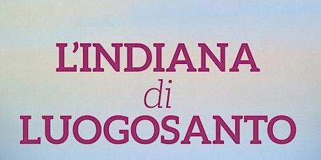 """Gino Marielli presenta il libro """"L'Indiana di Luogosanto"""" biglietti"""