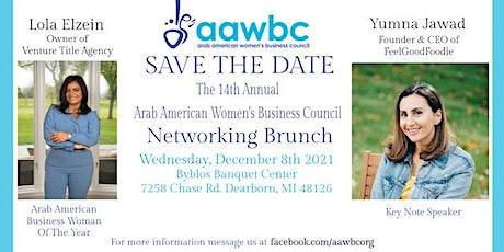 AAWBC's 14th  Annual Breakfast tickets