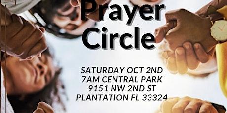 Prayer Circle tickets