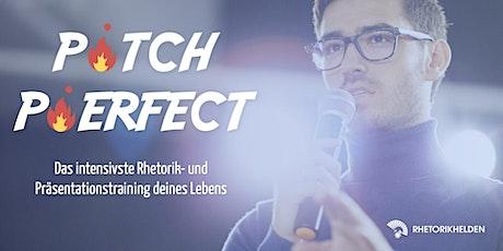 Präsentationstraining Hannover | Pitch Perfect ➜ mit 2G-Regel Tickets