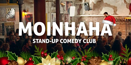 Moinhaha Comedy Club (Weihnachts-Spezial) Tickets