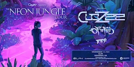 CloZee - Neon Jungle Tour at Elan Savannah (Wed, Nov 17th) tickets