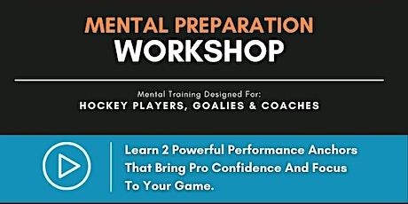 Mental Performance Workshop tickets