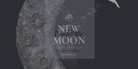 ONLINE COURSE: New Moon Manifestation (2021) tickets