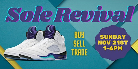 Sole Revival tickets