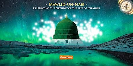The Heavenly Muhammadan Covenant tickets