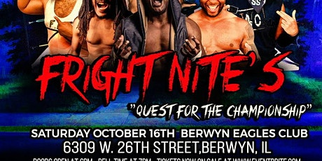 Fright Nite's Quest for the Championship tickets