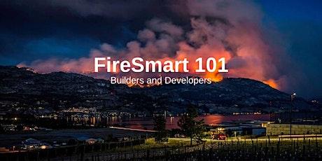 FireSmart 101: Builders and Developers tickets