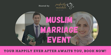 The Muslim Marriage Event in Manchester tickets