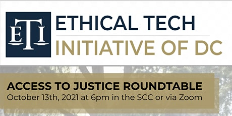 Access to Justice Roundtable tickets