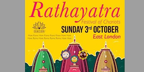 East London Rathayatra tickets