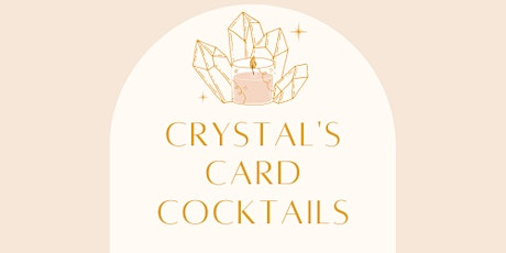 Crystals, Cards and Cocktails at Blonde Boutique tickets
