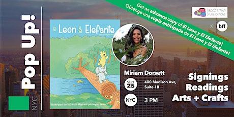 Preview - El Lion Y El Elefante tickets